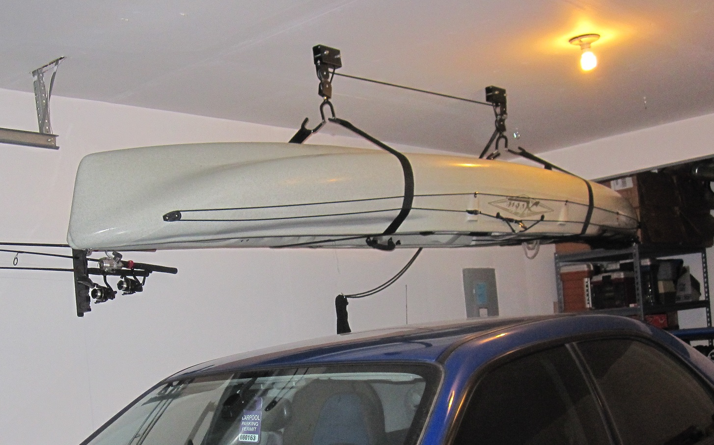 Garage Kayak Storage on hot tub in garage, shop in garage, helicopter in garage, atv in garage, surfing in garage, boxing in garage, walk in garage, love in garage, limo in garage, car in garage, parking in garage, archery in garage, plane in garage, kayak lifts for garage, wrestling in garage, run in garage, kayak holder garage, pulley system for garage, shooting in garage, boat in garage,