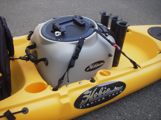 Hobie livewell imput kayak fishing texas fishing forum for Fishing kayak with livewell